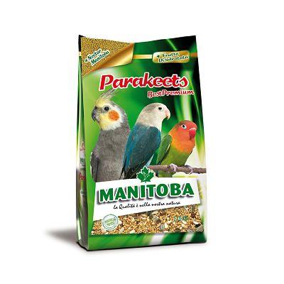 Manitoba Parakeets best premium hrana za srednje ptice 1kg