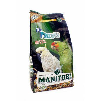 Manitoba Parrots life 2kg hrana za papagaje