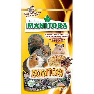Manitoba Roditori hrana za glodare 1kg