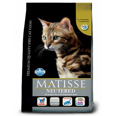 Matisse Neutered hrana za sterilisane mačke 1,5kg