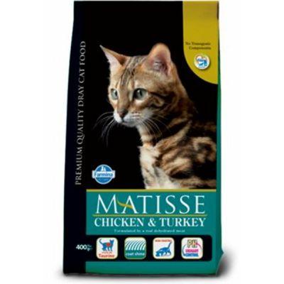 Matisse piletina i puretina hrana za mačke 1,5kg
