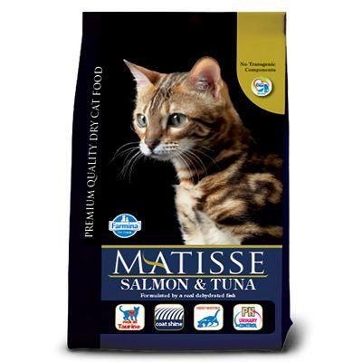 Matisse losos i tuna hrana za mačke 1,5kg