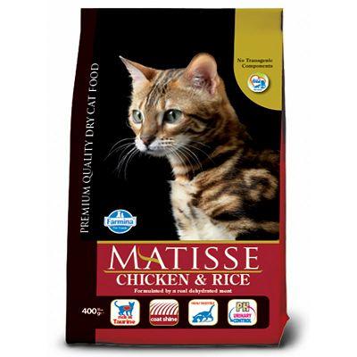 Mattise Adult piletina i riža hrana za mačke 1,5kg