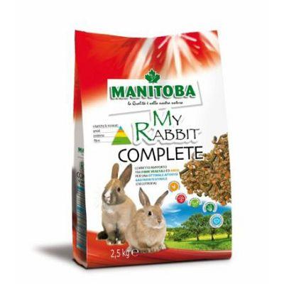 Monitoba My Rabbit Complete hrana za zečeve 2,5kg