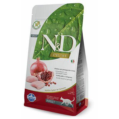 N&D Adult Prime piletina / šipurak hrana za mačke 1,5kg
