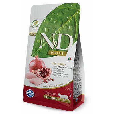 N&D Adult Prime Neutered hrana za mačke 1,5kg