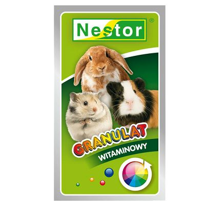Nestor Granulat vitamini za glodare 20g