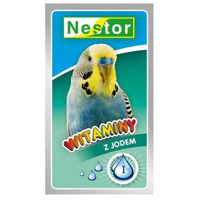 Nestor jod za tigrice papige 20g