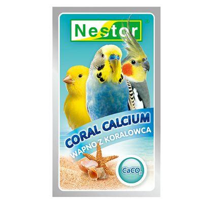 Nestor koralni kalcijum za ptice 40g