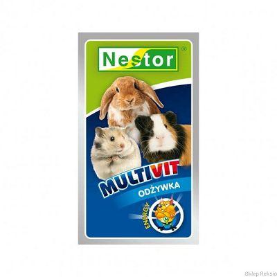 Nestor Multivit za glodare 20g