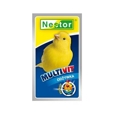 Nestor multivit za ptice 20g