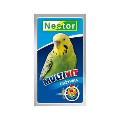 Nestor multivitamin za tigrice papige 20g