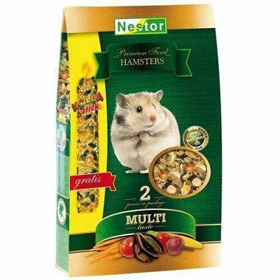 Nestor premium hrana za hrčke