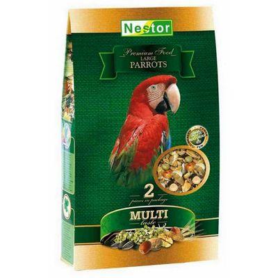 Nestor Premium hrana za velike papagaje