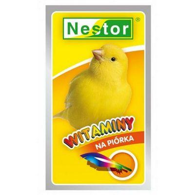 Nestor vitamini za mitarenje ptica 20g
