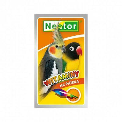 Nestor vitamini za srednje ptice 20g