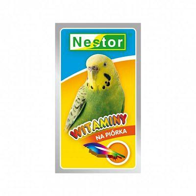 Nestor vitamini za tigrice papige u mitarenju 20g