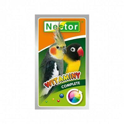 Nestor vitamini za velike papagaje