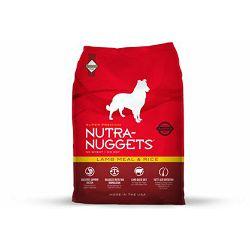 Nutra Nuggets Lamb Meal & Rice Formula (janjetina i riža), 3 kg