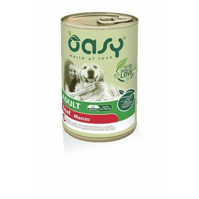 OASY Adult Beef - Manzo hrana za pse govedina 400g