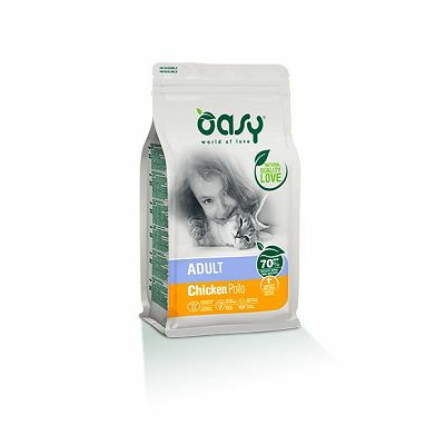 OASY Adult Chicken /  piletina hrana za mačke 300g