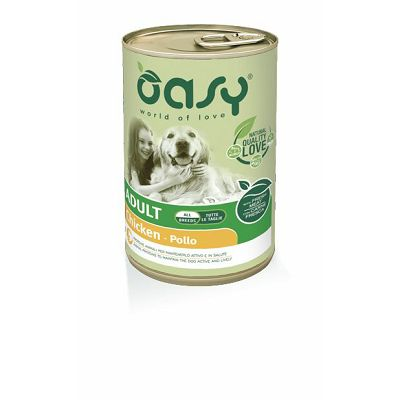 OASY Adult Chicken - Pollo hrana za pse piletina 400g