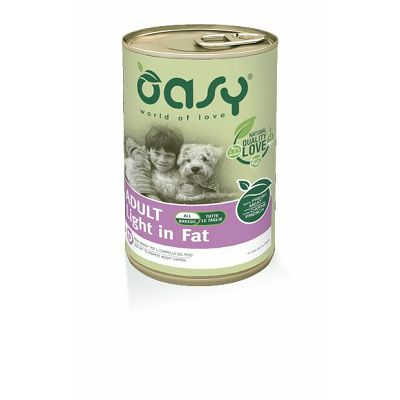 OASY Adult Light in fat dijetalna hrana za pse 400g