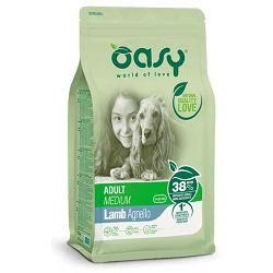 OASY Adult Medium / janjetina hrana za pse 3kg