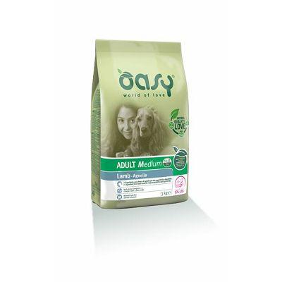 OASY Adult Medium Lamb / janjetina hrana za pse 3kg