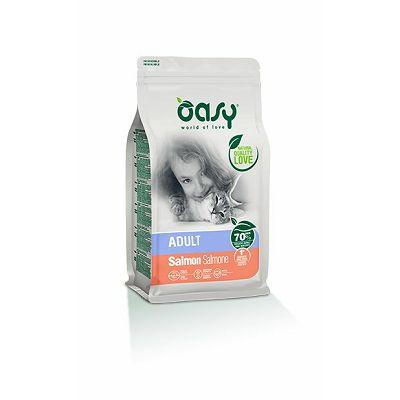 OASY Adult Salmon /  losos hrana za mačke 300g