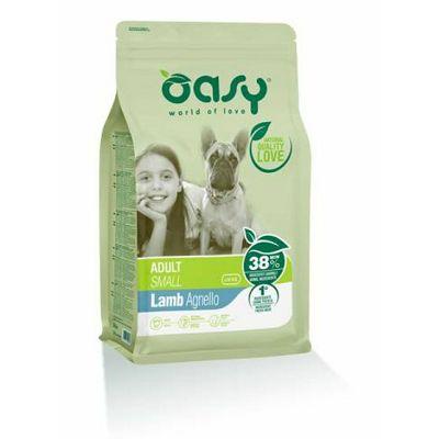 OASY Adult Small janjetina hrana za pse 1kg