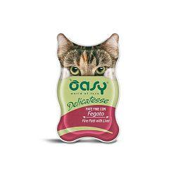 OASY Delicatesse Fine Pate sa jetrom hrana za mačke 85g