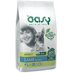 OASY One Protein / Mini Adult JAGNJETINA 2,5kg
