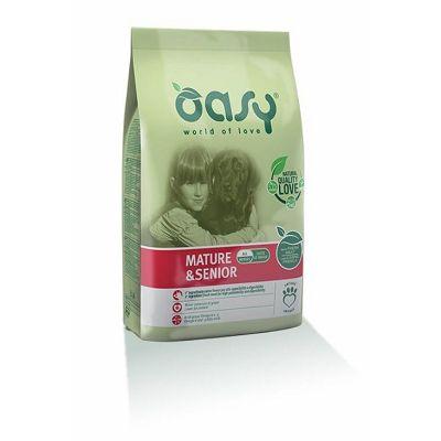OASY Mature & Senior hrana za starije pse 3kg