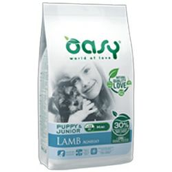 OASY One Protein / Puppy Mini JAGNJETINA 2,5kg