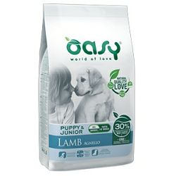 OASY One Protein / All Breeds Puppy JAGNJETINA 2,5kg