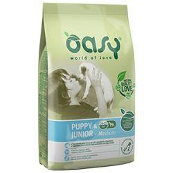 OASY Premium / Medium Puppy & Junior PILETINA 3kg