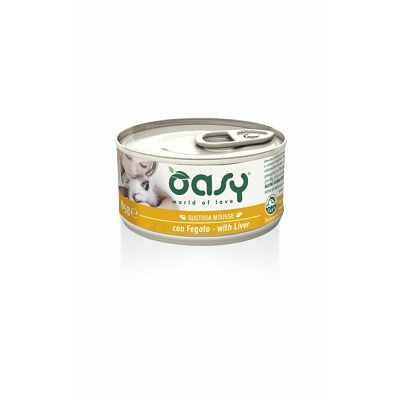 OASY Mousse / Adult JETRA 85g