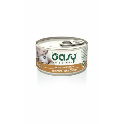 OASY Mousse / Adult PILETINA 85g