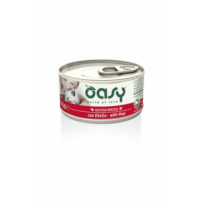 OASY Mousse / Adult TELETINA 85g