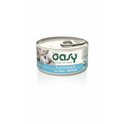 OASY Mousse / Adult TUNJEVINA 85g