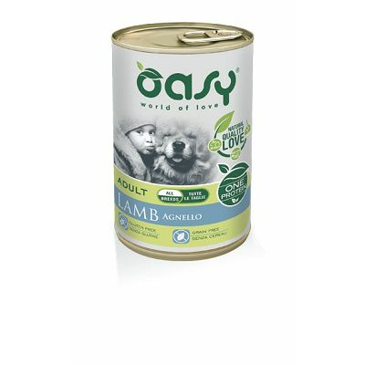 OASY One Protein / Adult JAGNJETINA 400g