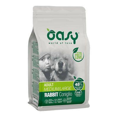 OASY One Protein Adult medium - large / zečetina hrana za pse 2,5kg