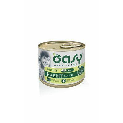 OASY One Protein / Adult Mini ZEČETINA 200g