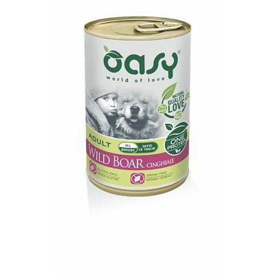 OASY One Protein Adult Wild Boar - divlji vepar hrana za pse 400g