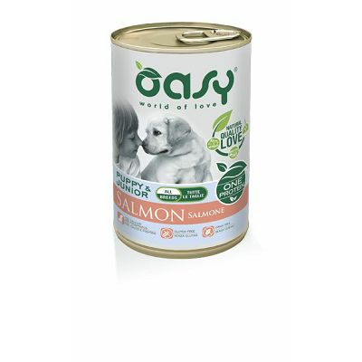 OASY One Protein / All Breeds Puppy LOSOS 400g
