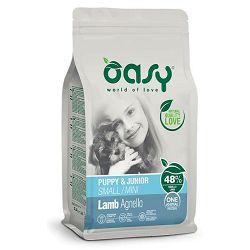 OASY One Protein Puppy Mini / janjetina hrana za štenad 2,5kg
