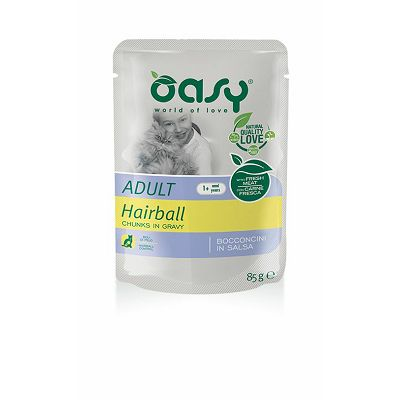 OASY Pouch / Adult HAIRBALL 85g