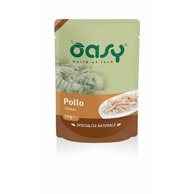 OASY Pouch Fileti / Adult PILETINA 70g