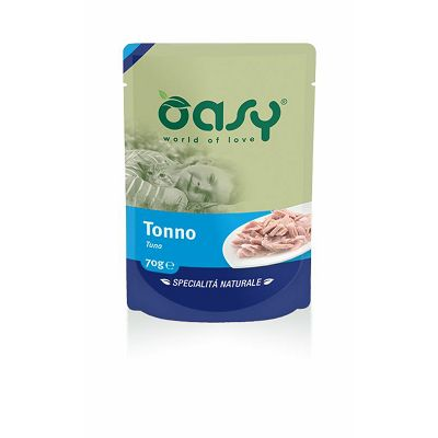 OASY Pouch Fileti / Adult TUNA 70g